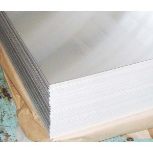 Plancha Aluminio Micrograneada n. 270, 74.5x60.5 cm.