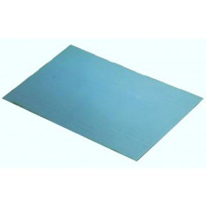 Plancha de Zinc Semipulida, 50x67 (1,0)