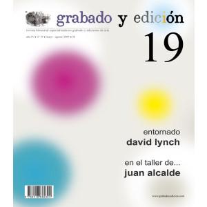 Revista Grabado y Edicion, n. 19
