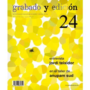 Revista Grabado y Edicion, n. 24