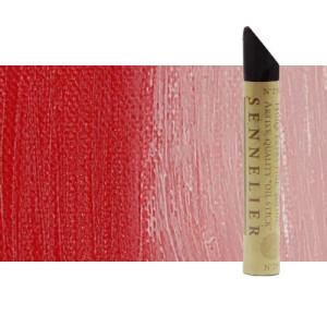 Óleo en barra Sennelier 38 ml. Rojo cadmio púrpura