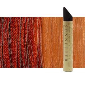 Óleo en barra Sennelier 38 ml. Rojo de Marte