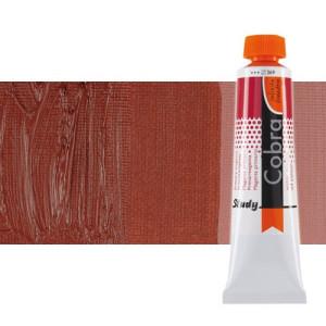 Óleo al agua Cobra Study color rojo inglés (40 ml)