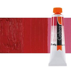 Óleo al agua Cobra Study color rojo pyrrole oscuro (40 ml)