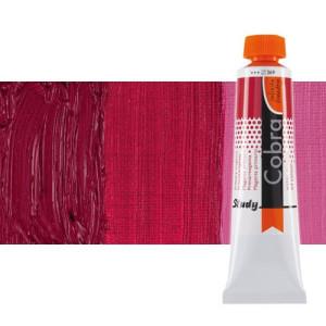Óleo al agua Cobra Study color magenta primario (40 ml)