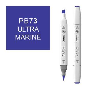 Rotulador alcohol TOUCH TWIN Ultramarine n. PB73 totenart.