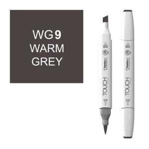 Rotulador alcohol TOUCH TWIN Warm Grey WG9 totenart.