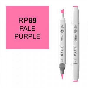 Rotulador alcohol TOUCH TWIN Pale Purple n. RP89 totenart.