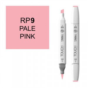 Rotulador alcohol TOUCH TWIN Pale Pink, n. RP9 totenart