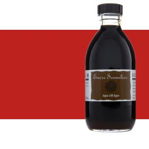 Tinta dibujo Sanguina 270, 250 ml. Sennelier