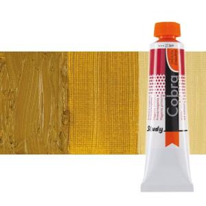 Óleo al agua Cobra Study color tierra siena natural (40 ml)