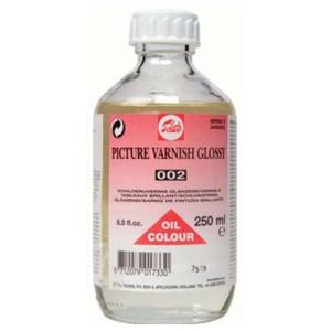 totenart-Barniz brillante para oleo Talens, 250 ml