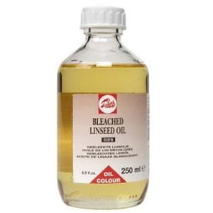 totenart-Aceite de linaza blanqueado Talens, 250 ml