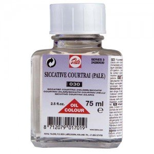 totenart-Secativo de Cobalto claro Talens, 75 ml.