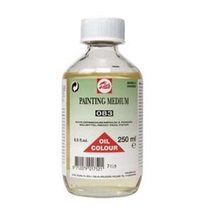 totenart-Medium para pintar al oleo Talens, 250 ml.