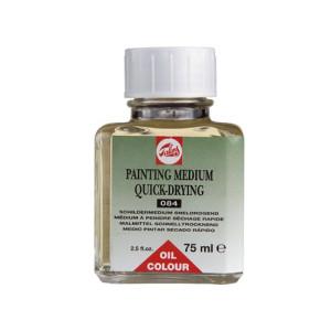 totenart-Medium de secado rápido para pintar Talens, 75 ml.
