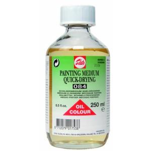 totenart-Medium de secado rápido para pintar Talens, 250 ml.