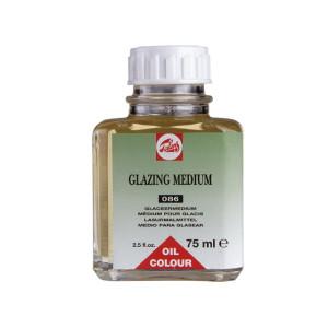 totenart-Medium al oleo para Veladuras Talens, 75 ml.