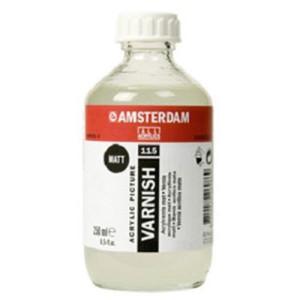 totenart-Barniz acrilico mate Amsterdam Talens, 250 ml.