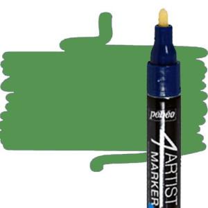 totenart-Rotulador 4Artist Pebeo al Óleo 4 mm verde claro
