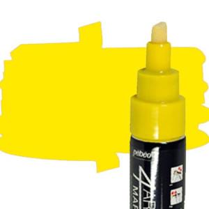 totenart-Rotulador 4Artist Pebeo al Óleo 8 mm amarillo
