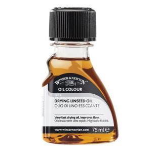 Aceite de linaza para secado Winsor & Newton (75 ml)