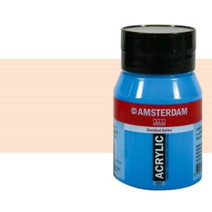 Acrílico Amsterdam color amarillo Nápoles rojo claro (500 ml)