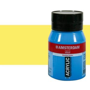 Acrílico Amsterdam n. 274 color amarillo titanio níquel (500 ml)