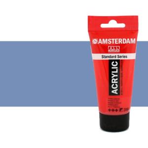 Acrílico Amsterdam color azul grisáceo (250 ml)