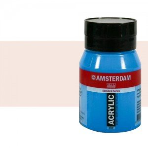 Acrílico Amsterdam n. 289 color buff titanio claro (500 ml)