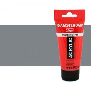 Acrílico Amsterdam color gris neutro (250 ml)