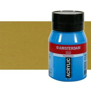 Acrílico Amsterdam color oro oscuro (500 ml)