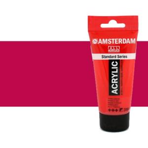 Acrílico Amsterdam color rosa quinacridona (250 ml)