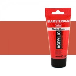 Acrílico Amsterdam color siena natural (250 ml)