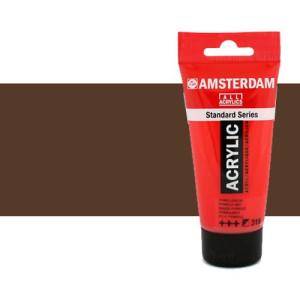Acrílico Amsterdam n. 409 color sombra tostada (250 ml)