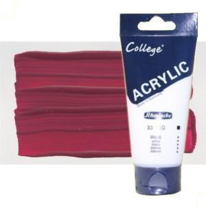 totenart-acrilico-schmincke-college-burdeos-200-ml