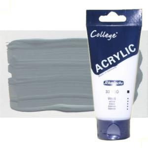 totenart-acrilico-schmincke-college-gris-piedra-200-ml