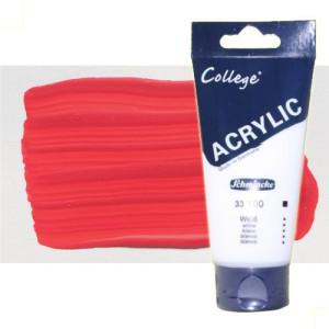 totenart-acrilico-schmincke-college-rojo-bermellon-200-ml
