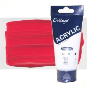 totenart-acrilico-schmincke-college-rojo-carmin-200-ml