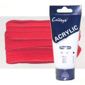 totenart-acrilico-schmincke-college-rojo-permanente-200-ml