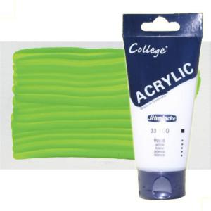 totenart-acrilico-schmincke-college-verde-mayo-200-ml
