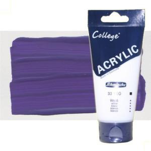 totenart-acrilico-schmincke-college-violeta-200-ml
