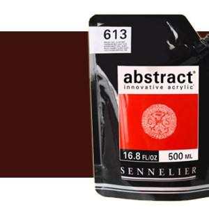 Totenart. Acrilico Sennelier Abstract Tierra Siena Tostada 211, 500 ml.