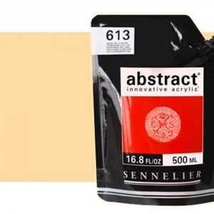 Totenart. Acrilico Sennelier Abstract Ocre Carne 250, 500 ml.