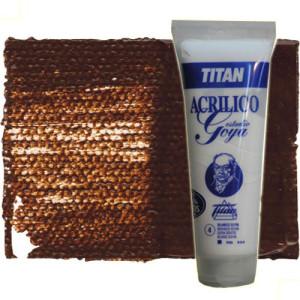 totenart-acrilico-titan-goya-78-tierra-sombra-tostada-230-ml