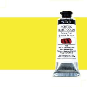 totenart-acrilico-vallejo-artist-amarillo-claro-primrose-58-ml