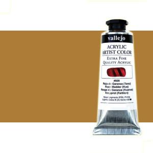 totenart-acrilico-vallejo-artist-amarillo-niquel-azo-58-ml