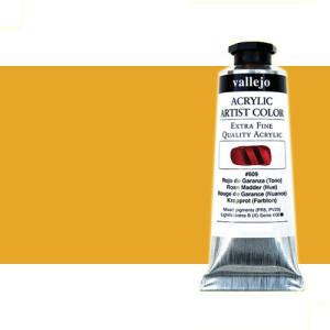 totenart-acrilico-vallejo-artist-cadmio-naranja-claro-58-ml