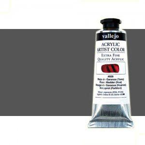 Acrílico Vallejo Artist n. 323 color gris claro (60 ml)
