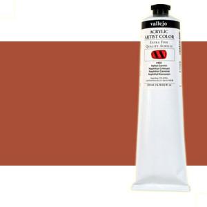 totenart-acrilico-vallejo-artist-naranja-marte-200-ml